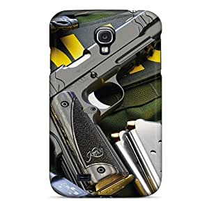 For Galaxy S4 Fashion Design Police Case-ZmKDMAt4226UrnMl