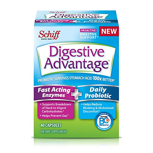 Digestive Advantage Acting Enzymes Probiotic product image