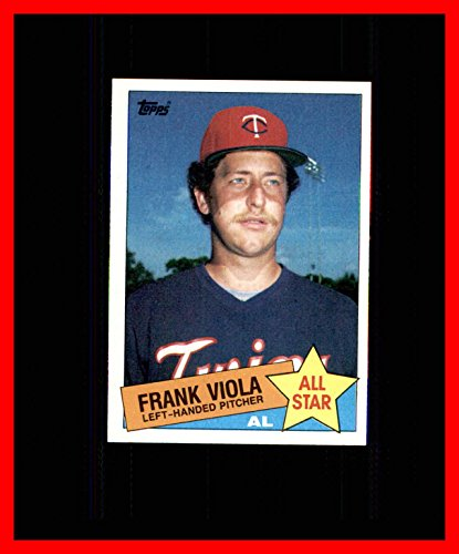 Minnesota Twins Frank Viola - 9