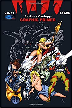 Book Kaso Comics Graphic Primer Volume 1