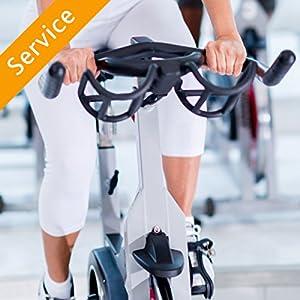 Exercise Bike Assembly