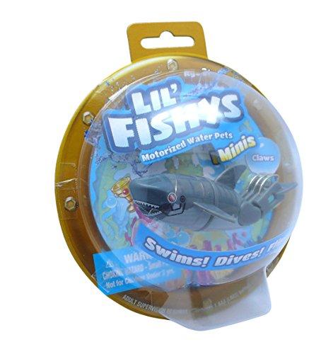 lils fishys - 1