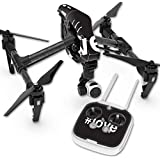 MightySkins Skin For DJI Inspire 1 Quadcopter Drone – Love 2 | Protective, Durable, and Unique Vinyl Decal wrap cover | Easy To Apply, Remove, and Change Styles | Made in the USA