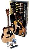 Yamaha F310P2 NEW Kit de guitarra acústica completo de formación de DVD