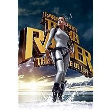 "Posters USA - Lara Croft Tomb Raider The Cradle of Life Movie Poster GLOSSY FINISH - MOV304 (24"" x 36"" (61cm x 91.5cm))"