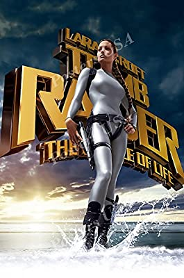 Lara Croft Tomb Raider The Cradle Of Life Movie Poster Glossy