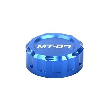 MT 07 Motorrad Rear Brake Fluid Reservoir Cap Cover Bremsflussigkeitsbehalter Fur YAMAHA MT07