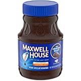Maxwell House Original Roast Instant Coffee, 8 oz Jar