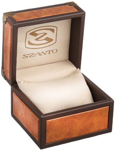 Szanto Men's SZ 2201 2200 Series Classic Vintage Inspired Watch by Szanto (Image #2)