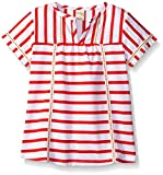 Scout + Ro Girls' Yield Stripe Tunic With Trim