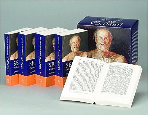 Philosophische Schriften: Lat. /Dt
