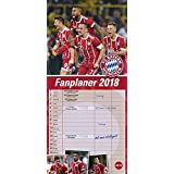 FC Bayern München Fanplaner - Kalender 2018