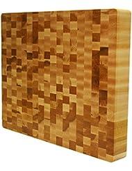Kobi Blocks Maple End Grain Butcher Block Wood Cutting Board 18 X 24 X 1 5