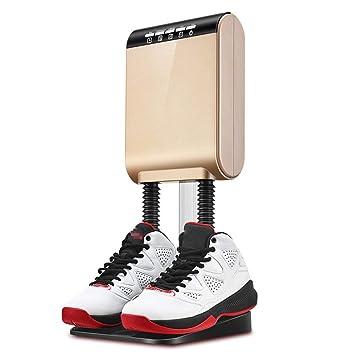 DZX Secadora Y Calentador De Zapatos Eléctricos, Secado Rack Ajustable para Botas Calcetines De Calzado