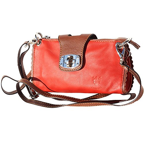 brown POCHETTE 8611 SOFT COW COW EXCLUSIVE