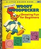 Woody Woodpecker: Drawing Fun for Beginners (A Little Golden Book, No. 372)