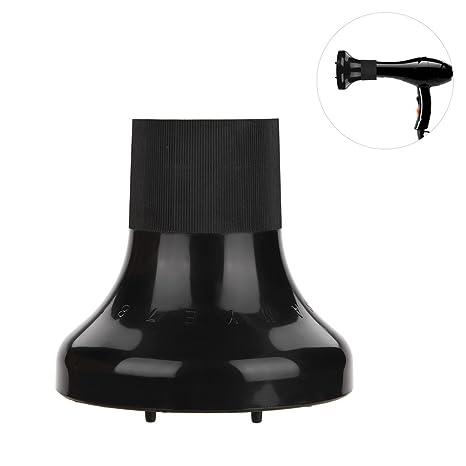 Difusor de pelo adaptable, difusor Universal para secadores de pelo multifunciton plástico secador de pelo