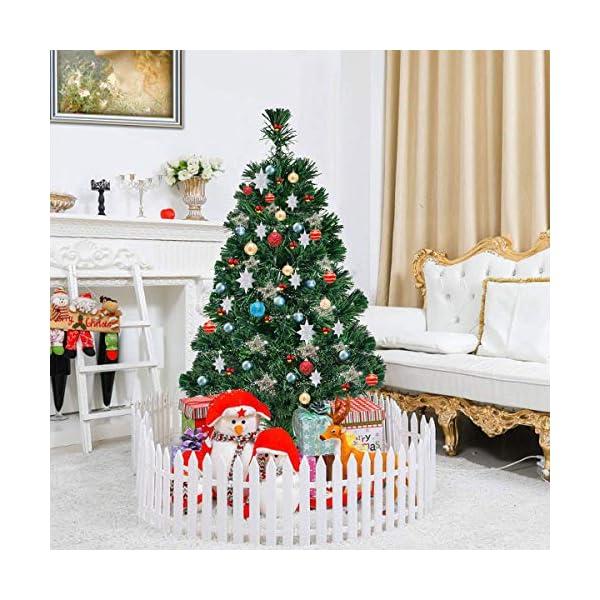 Goplus-Artificial-PVC-Christmas-Tree-Pre-Lit-Fiber-Optic-Tree