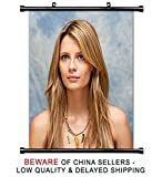 Mischa Barton Actress Wall Scroll Poster (32x34) Inches
