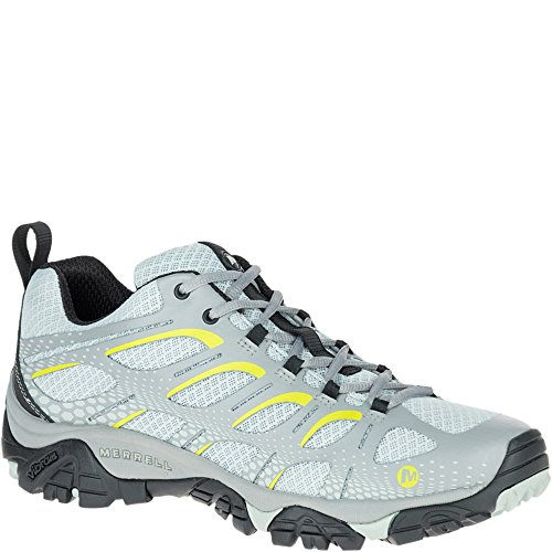 Merrell Mens Moab Edge Hiking Shoe Storm Gray
