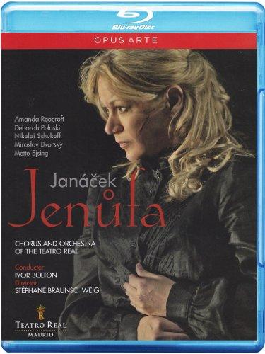 Amanda Roocroft - Jenufa (Blu-ray)