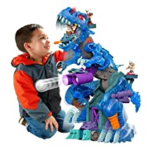 Fisher-Price DYH07 Imaginext Ultra T-Rex Toy