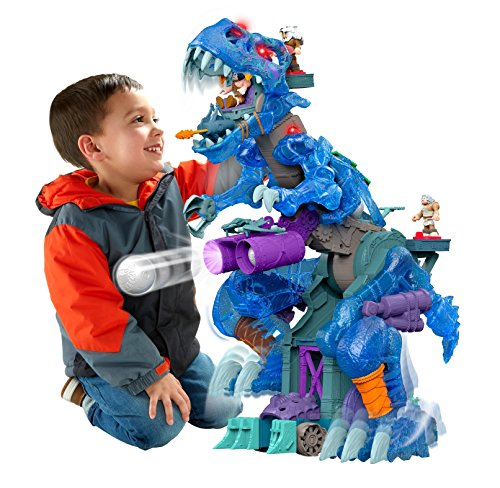 Fisher-Price Imaginext Ultra T-rex -