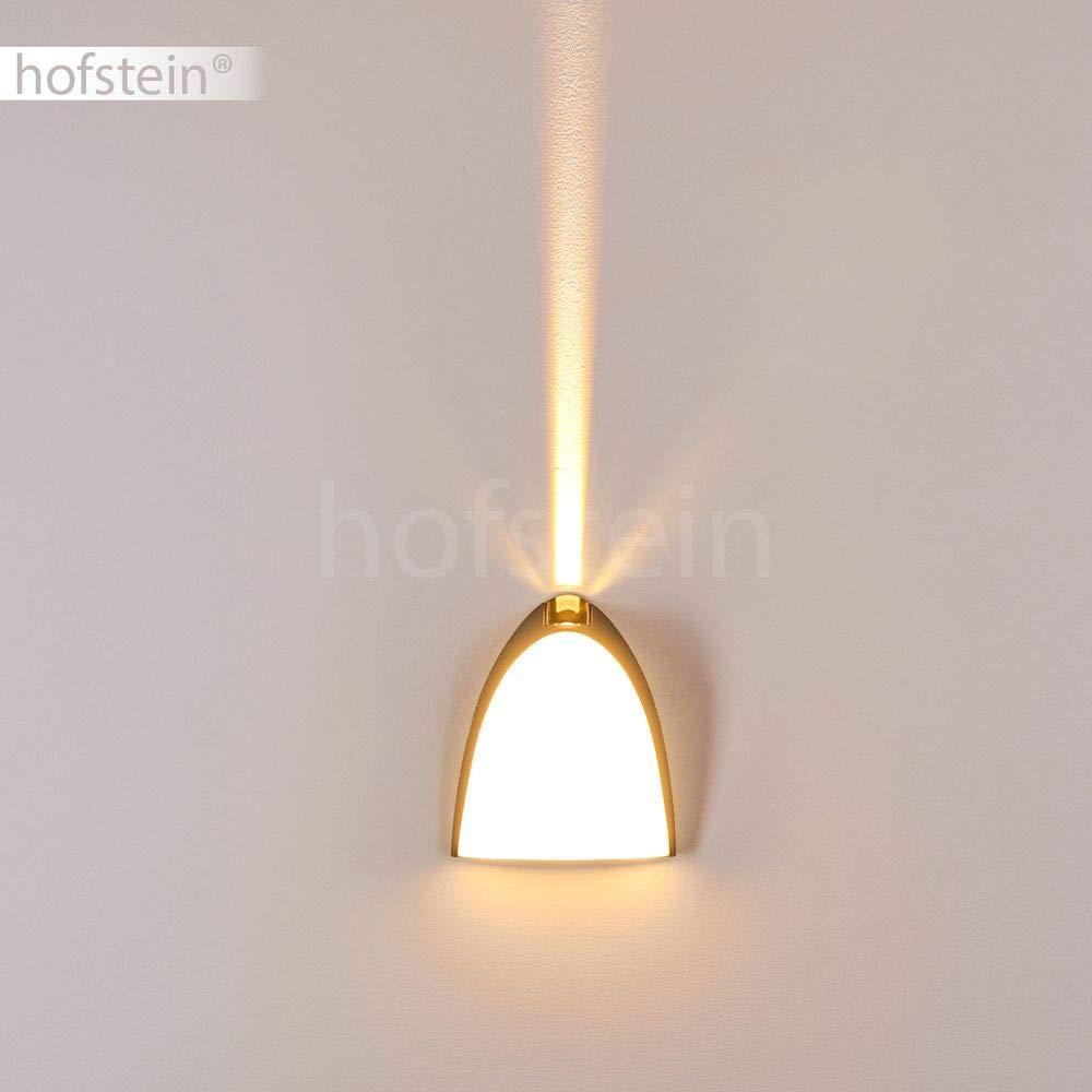Lampada da esterno con splendido effetto luminoso sulla parete. vialetti veranda Lampada da parete per esterni a LED Hoist in alluminio antracite,per balconi terrazze