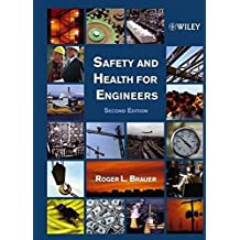Safety and Health for Engineers by Roger L. Brauer (2005-12-23)