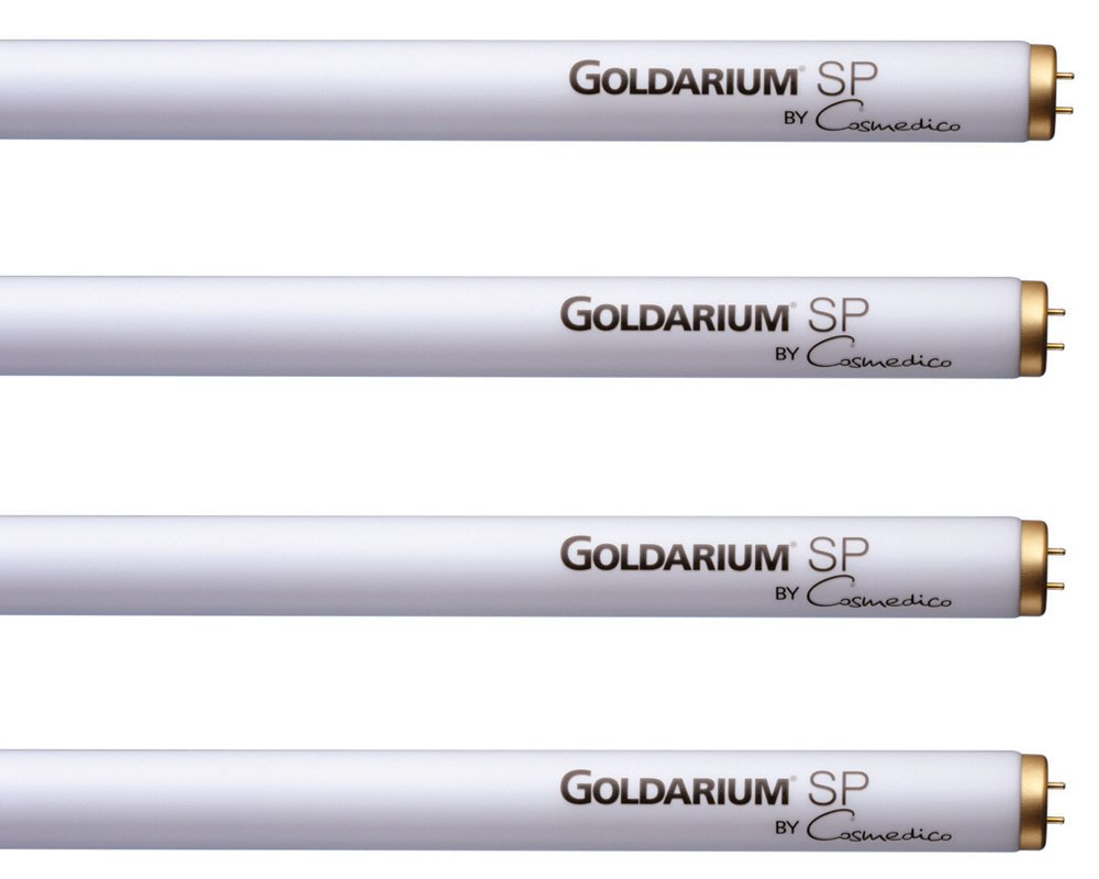 Cosmolux Goldarium S Plus F71T12 100W Bipin Tanning Bulbs - Natural Bronzing Results! (24)