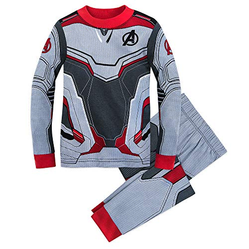 Marvel Avengers: Endgame Costume PJ PALS for Boys Size 3 Multi