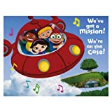 Little Einsteins Invitations 8ct