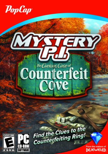 Mystery P.I: The Curious Case of Counterfeit Cove - Cove Window