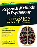img - for Research Methods in Psychology For Dummies book / textbook / text book