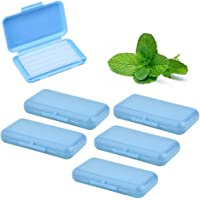 Dental Orthodontics Wax,Mint Scent Relief Wax for Brace Wearers,Gum Protection Oral Care/ 6 Pack