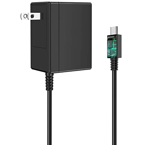 Amazon.com: Switch Charger for Nintendo Switch, Power Supply ...