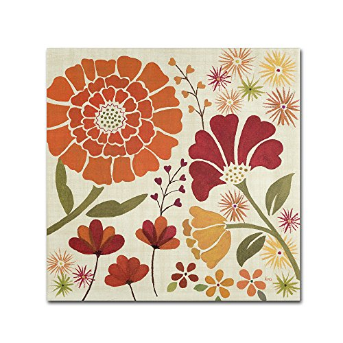 Spice Garden II by Veronique Charron Wall Decor| Warm Fall Decor