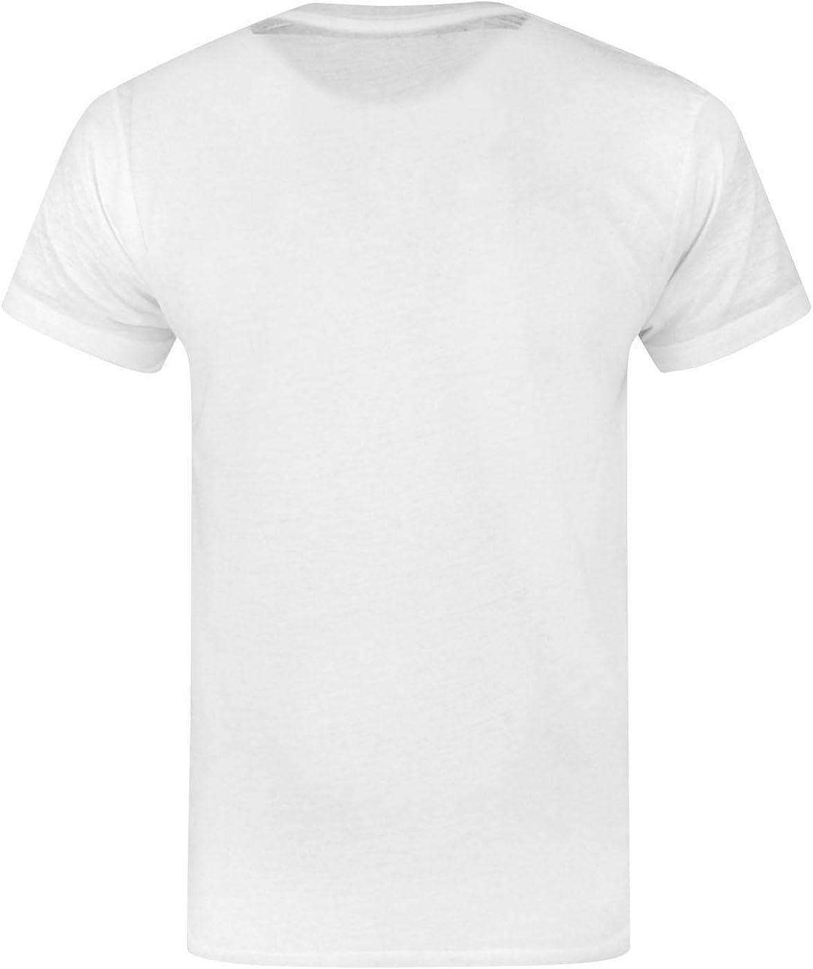 Star Wars Attack Of The Clones Hombres Camiseta: Amazon.es: Ropa y accesorios