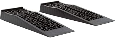 Ramps Low Profile Plastic Car Service Ramps