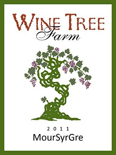2011 Wine Tree Farm MourSyrGre Rhône-style Blend of Mourvèdre, Syrah and Grenache 750 mL