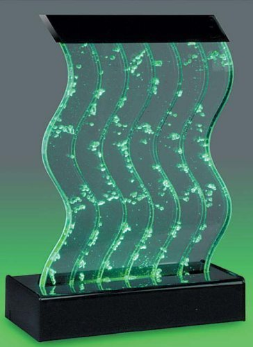 Midwest Tropical Water Panel Wave Fountain 41 inches Fountain