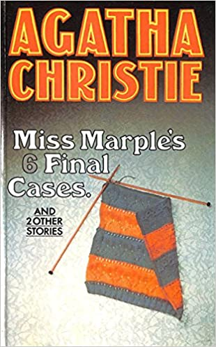 miss marples 6 final cases and two other stories facsimile of the 1979 collins first edition