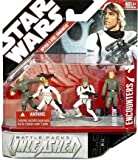 : Star Wars Battle Pack Unleashed Imperial and Rebel Commanders