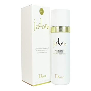 dde42f87b0c Buy J Adore By Christian Dior For Women. Perfumed Deodorant Spray 3.3 Oz    100 Ml Online at Low Prices in India - Amazon.in