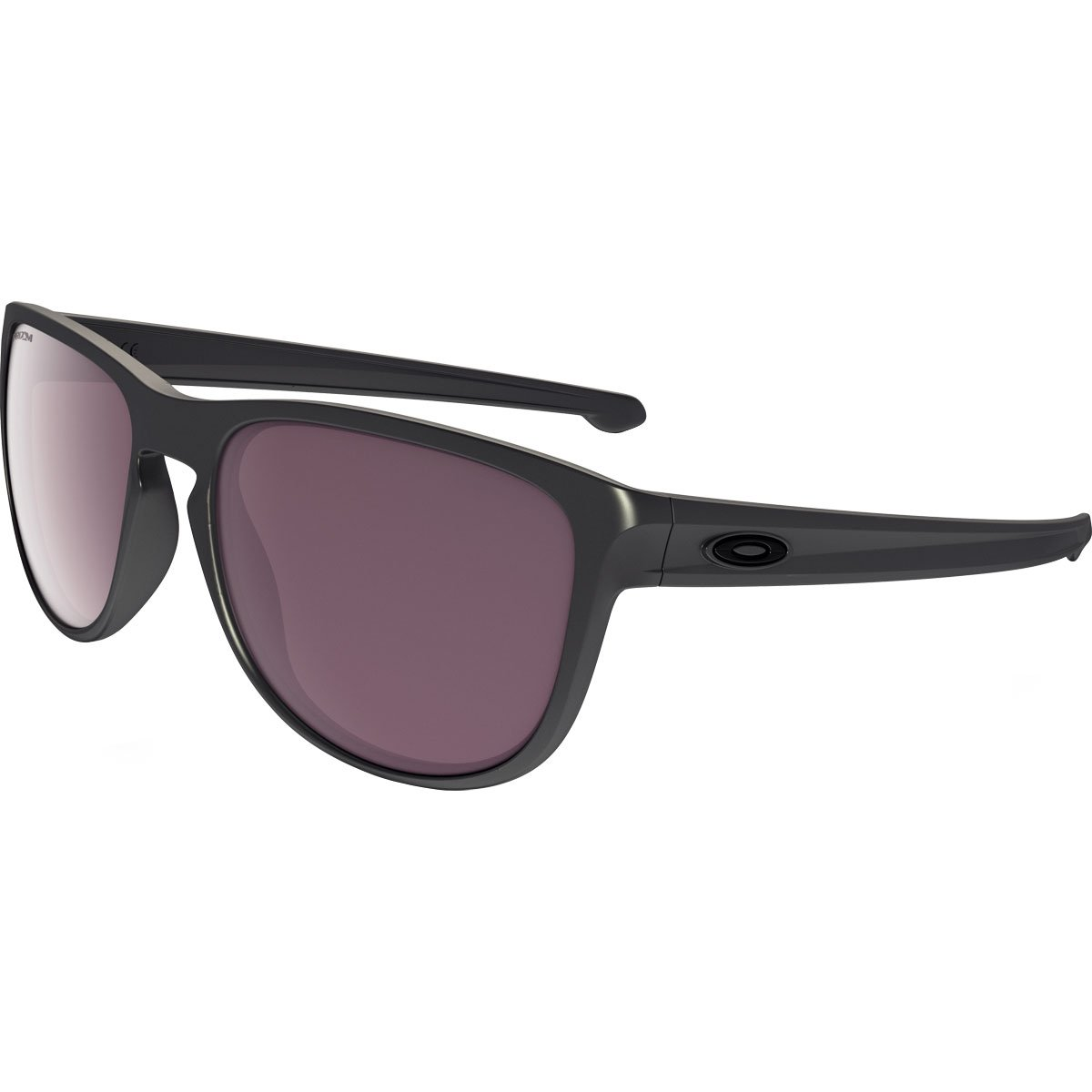 Oakley Adult Sliver R Polarized Sunglasses, Steel/Prizm Daily, One Size
