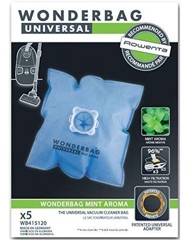 5 bolsas bolsas universales de microfibra para todas las ...