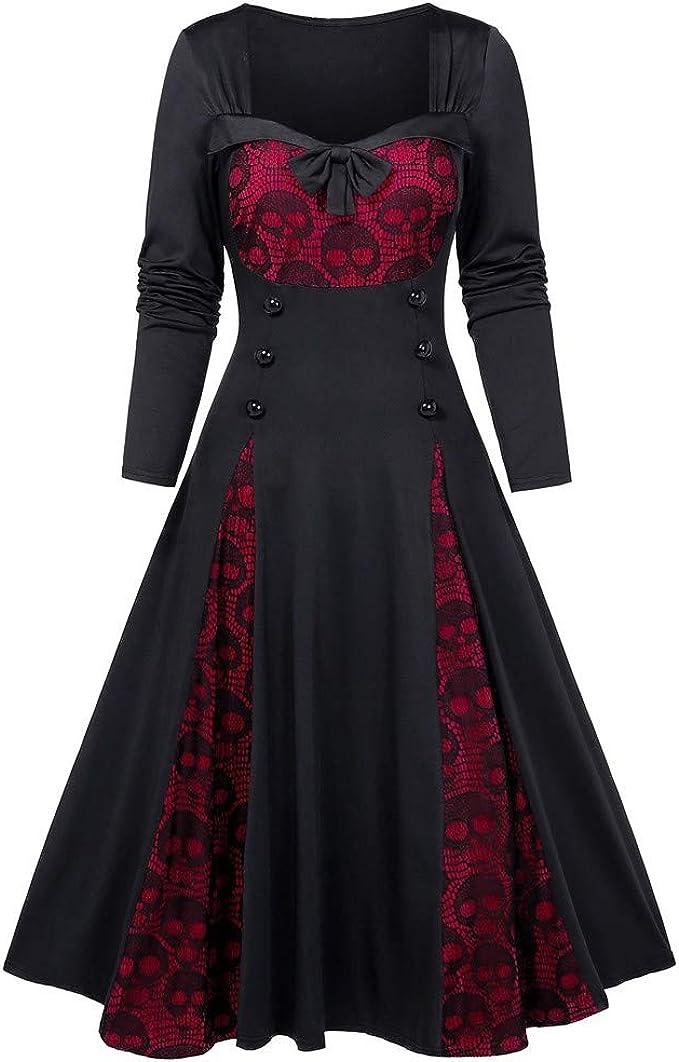 Acheter robe tete de mort online 3