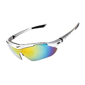 18381a85b2 Amazon.com  Mountain Bike Glasses