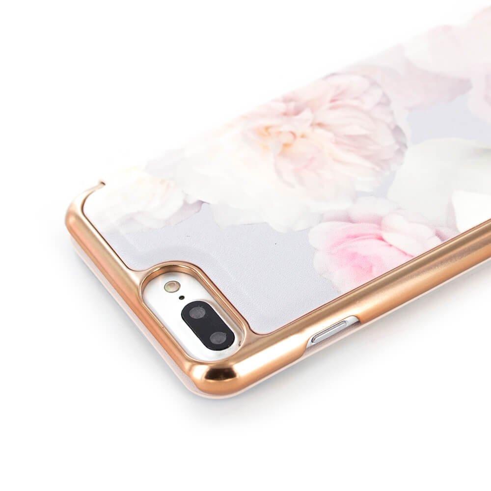 cbc77ce387ba5b Ted Baker AW17 Fashion Mirror Folio Case for iPhone 8  Amazon.co.uk   Electronics