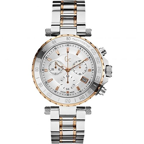 Watch Guess Collection Gc Diver Chic X58002g1s Women´s Silver